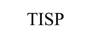 mark for TISP, trademark #77099916