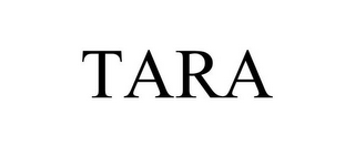 mark for TARA, trademark #77100198