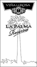 mark for LA PALMA RESERVA, trademark #77100271
