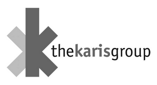 mark for K THE KARIS GROUP, trademark #77100457