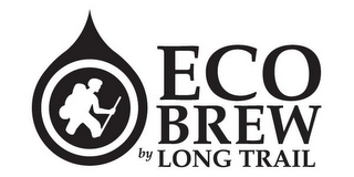 mark for ECO BREW BY LONG TRAIL, trademark #77102074