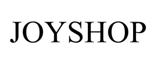 mark for JOYSHOP, trademark #77102856