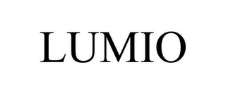 mark for LUMIO, trademark #77104040