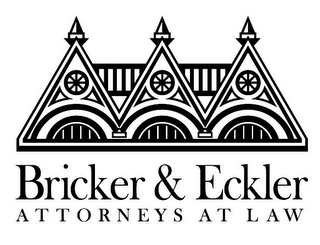 mark for BRICKER & ECKLER ATTORNEYS AT LAW, trademark #77104959