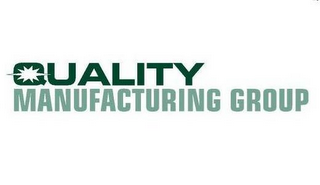 mark for QUALITY MANUFACTURING GROUP, trademark #77105277