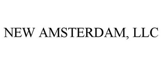 mark for NEW AMSTERDAM, LLC, trademark #77105984