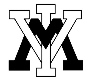 mark for VMI, trademark #77107435