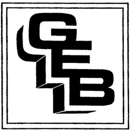 mark for GEB, trademark #77108104