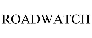mark for ROADWATCH, trademark #77108267