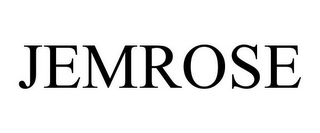 mark for JEMROSE, trademark #77109660