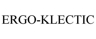 mark for ERGO-KLECTIC, trademark #77109769