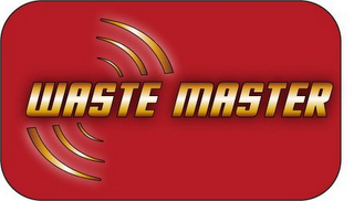mark for WASTE MASTER, trademark #77110017