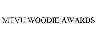 mark for MTVU WOODIE AWARDS, trademark #77113810