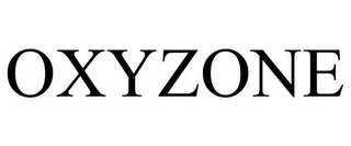 mark for OXYZONE, trademark #77113877