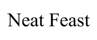 mark for NEAT FEAST, trademark #77114496