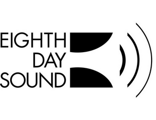 mark for EIGHTH DAY SOUND, trademark #77116932