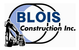 mark for BLOIS CONSTRUCTION INC., trademark #77117619