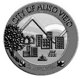 mark for CITY OF ALISO VIEJO CALIFORNIA JULY 2001, trademark #77118805