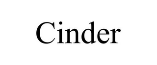 mark for CINDER, trademark #77120221