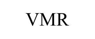mark for VMR, trademark #77120495
