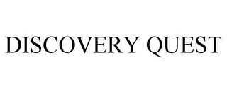 mark for DISCOVERY QUEST, trademark #77120674