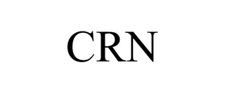 mark for CRN, trademark #77120707