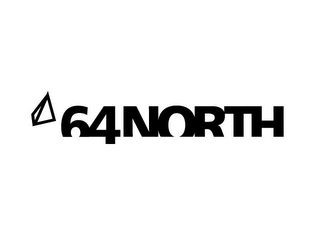 mark for 64NORTH, trademark #77121890