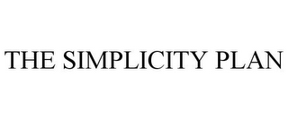 mark for THE SIMPLICITY PLAN, trademark #77122404