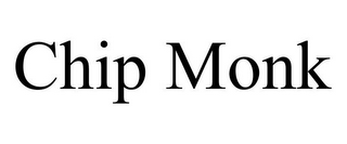 mark for CHIP MONK, trademark #77123995