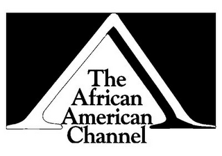 mark for A THE AFRICAN AMERICAN CHANNEL, trademark #77124472
