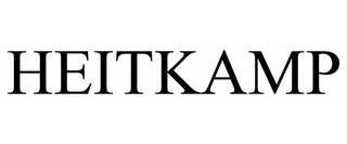 mark for HEITKAMP, trademark #77124725