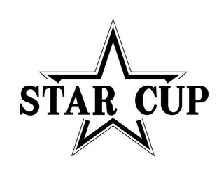 mark for STAR CUP, trademark #77125045