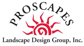 mark for PROSCAPES LANDSCAPE DESIGN GROUP, INC., trademark #77125375