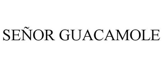 mark for SEÑOR GUACAMOLE, trademark #77126337