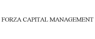 mark for FORZA CAPITAL MANAGEMENT, trademark #77126605