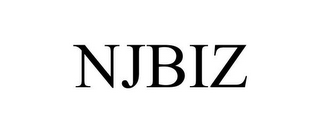 mark for NJBIZ, trademark #77128497