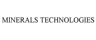 mark for MINERALS TECHNOLOGIES, trademark #77129145