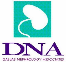 mark for DNA DALLAS NEPHROLOGY ASSOCIATES, trademark #77129274