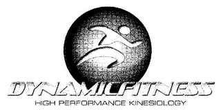 mark for DYNAMICFITNESS HIGH PERFORMANCE KINESIOLOGY, trademark #77129385