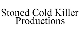 mark for STONED COLD KILLER PRODUCTIONS, trademark #77132629