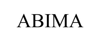 mark for ABIMA, trademark #77132884