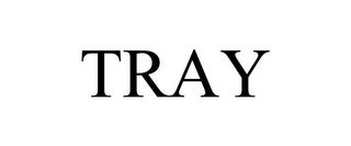 mark for TRAY, trademark #77133030