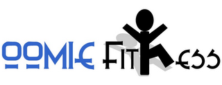 mark for OOMIE FITNESS, trademark #77133713