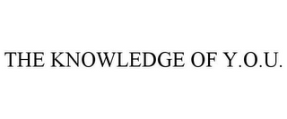 mark for THE KNOWLEDGE OF Y.O.U., trademark #77133870