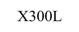 mark for X300L, trademark #77134692