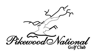 mark for PIKEWOOD NATIONAL GOLF CLUB, trademark #77135006