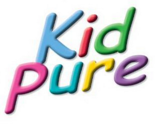 mark for KID PURE, trademark #77135408
