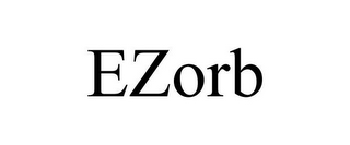 mark for EZORB, trademark #77135693