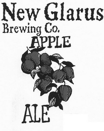 mark for NEW GLARUS BREWING CO. APPLE ALE, trademark #77137984