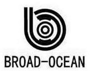 mark for B BROAD-OCEAN, trademark #77138325